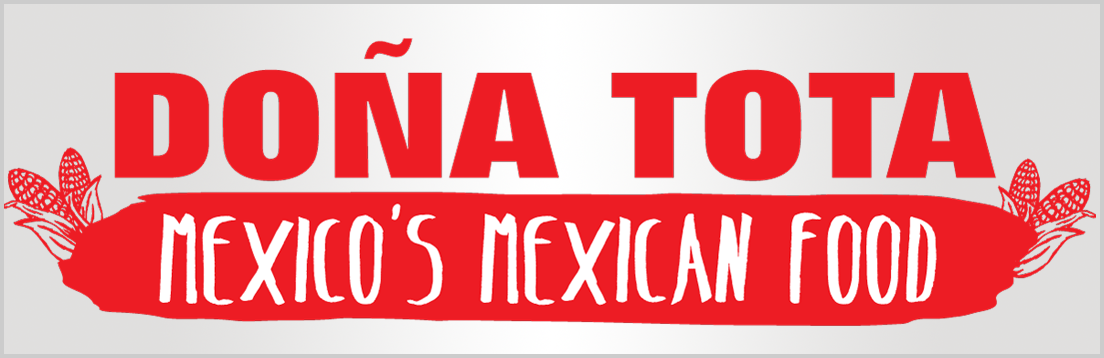 logo for Doña Tota Mexico's Mexican Food