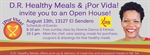 DR Healthy Meals - Open House