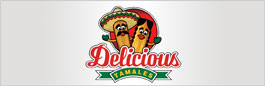 logo for Delicious Tamales