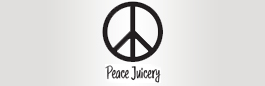 logo for Peace Juicery