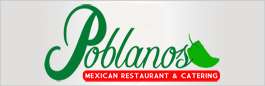 logo for Poblanos