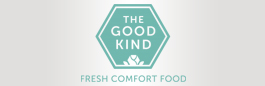 logo for The Good Kind