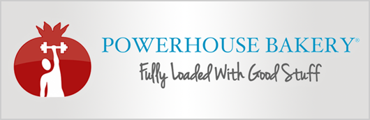 logo for Powerhouse Bakery