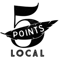 5 Points Local logo